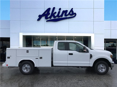 2018 F-250 Super Cab 4x2,  Reading SL Service Body #JEC70060 - photo 1