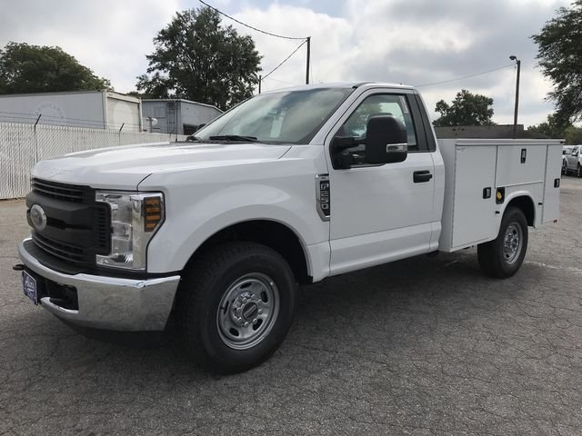 2018 F-250 Regular Cab 4x2,  Knapheide Service Body #JEC82299 - photo 9