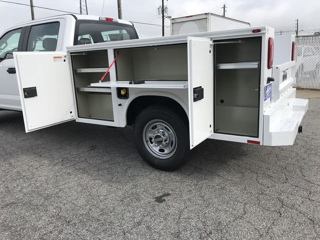 2018 F-250 Crew Cab 4x2,  Knapheide Service Body #JEC95398 - photo 10