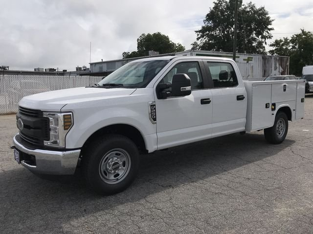 2018 F-250 Crew Cab 4x2,  Knapheide Service Body #JEC95398 - photo 5