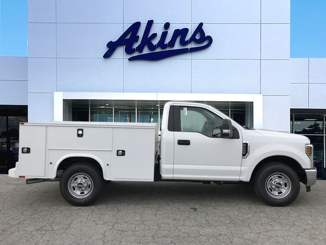 2018 F-250 Regular Cab RWD,  Knapheide Service Body #JED03547 - photo 1