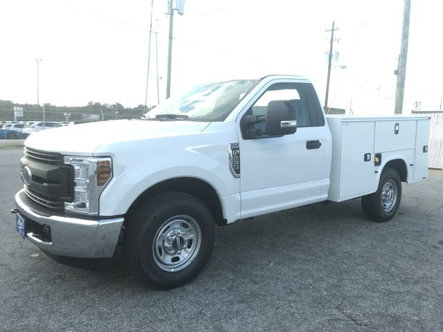 2018 F-250 Regular Cab 4x2,  Knapheide Service Body #JED03548 - photo 5