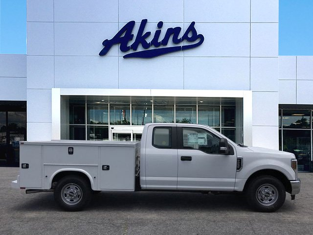 2018 F-250 Super Cab 4x2,  Knapheide Standard Service Body #JED03555 - photo 1