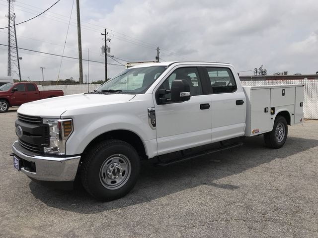 2018 F-250 Crew Cab 4x2,  Knapheide Service Body #JED03628 - photo 5