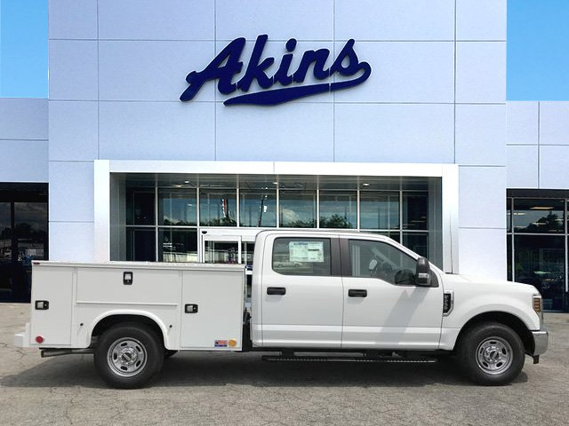 2018 F-250 Crew Cab 4x2,  Knapheide Service Body #JED03628 - photo 24