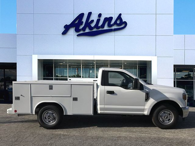 2018 F-250 Regular Cab RWD,  Reading Service Body #JED06158 - photo 1