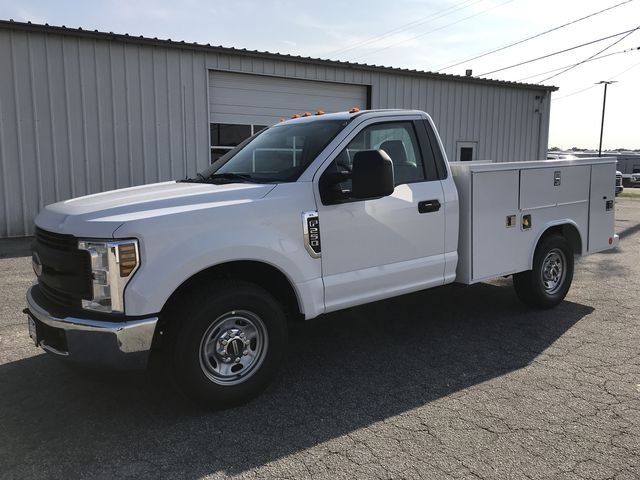 2018 F-250 Regular Cab 4x2,  Reading Service Body #JED06158 - photo 6