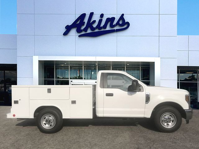 2018 F-250 Regular Cab 4x2,  Reading SL Service Body #JED06159 - photo 1