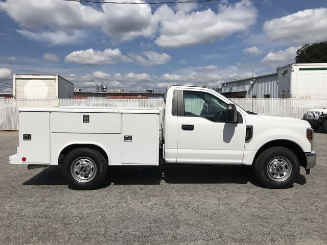 2018 F-250 Regular Cab RWD,  Reading Service Body #JED06164 - photo 4