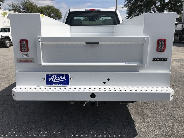 2018 F-250 Regular Cab RWD,  Reading Service Body #JED06164 - photo 7