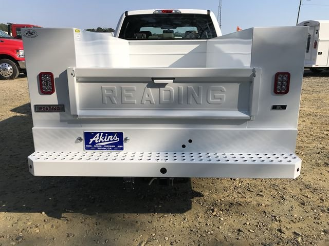 2018 F-250 Crew Cab 4x2,  Reading Service Body #JED06165 - photo 4