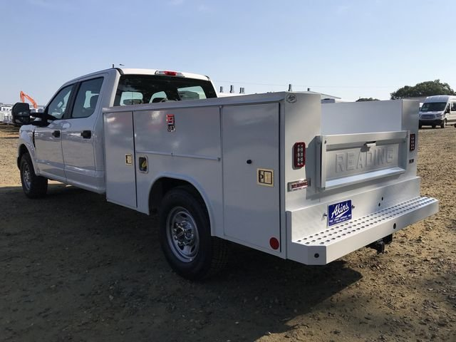 2018 F-250 Crew Cab 4x2,  Reading Service Body #JED06165 - photo 6