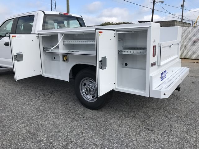 2018 F-250 Crew Cab 4x2,  Reading Service Body #JED06173 - photo 11