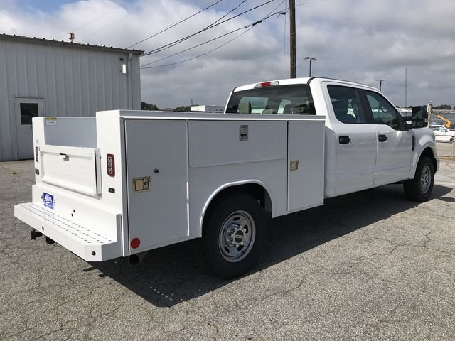 2018 F-250 Crew Cab 4x2,  Reading SL Service Body #JED06173 - photo 1