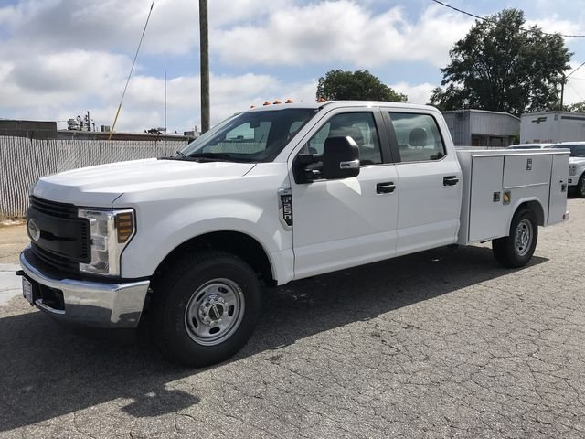 2018 F-250 Crew Cab 4x2,  Reading Service Body #JED06173 - photo 6