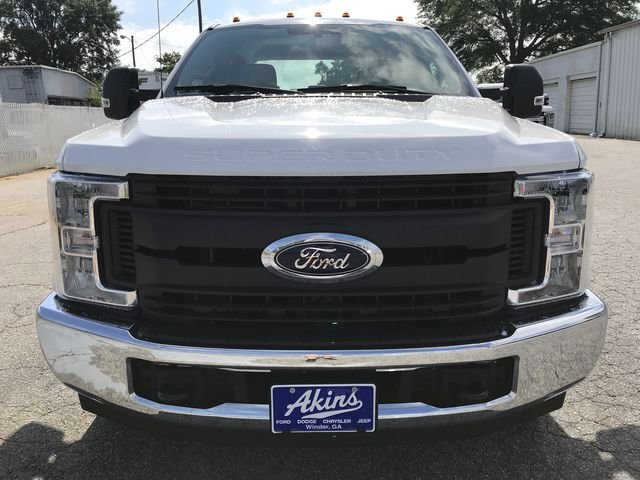 2018 F-250 Crew Cab 4x2,  Reading Service Body #JED06173 - photo 7