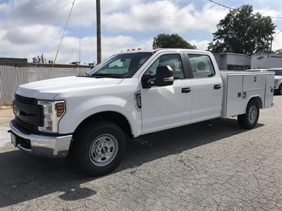 2018 F-250 Crew Cab 4x2,  Reading SL Service Body #JED06173 - photo 6