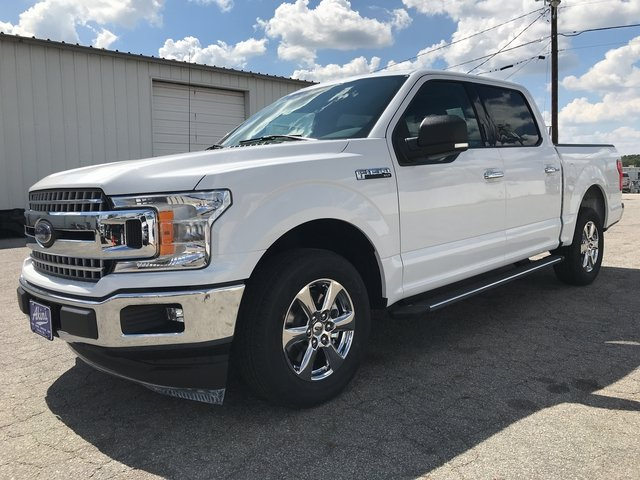 2018 F-150 Crew Cab Pickup #JFA55890 - photo 6