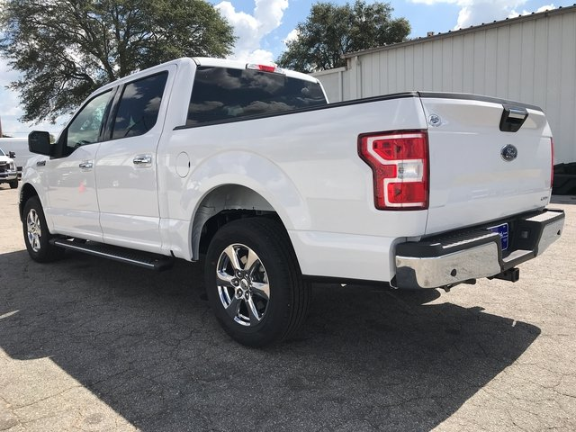 2018 F-150 Crew Cab Pickup #JFA55890 - photo 5