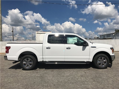 2018 F-150 Crew Cab Pickup #JFA55890 - photo 3