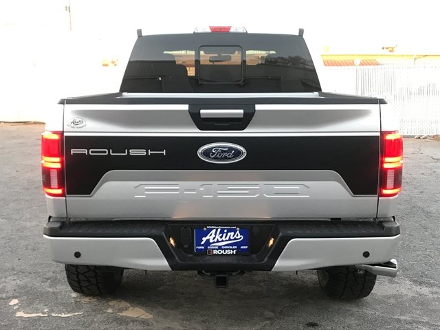 2018 F-150 SuperCrew Cab 4x4,  Pickup #JFA65606 - photo 4
