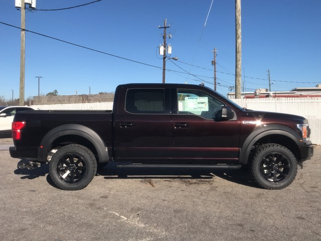 2018 F-150 SuperCrew Cab 4x4,  Pickup #JFA65620 - photo 3
