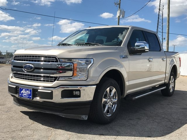 2018 F-150 SuperCrew Cab 4x2,  Pickup #JFA68788 - photo 5