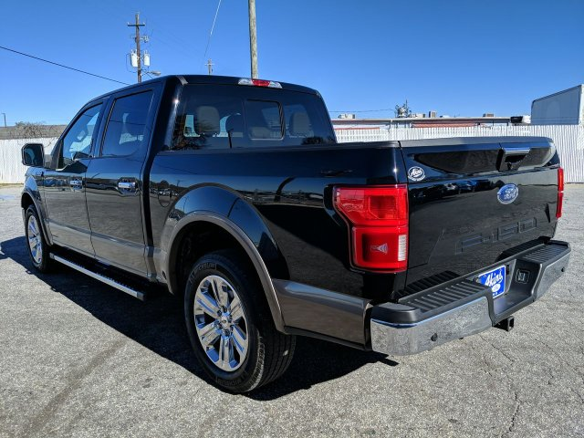 2018 F-150 SuperCrew Cab 4x2,  Pickup #JFA68790 - photo 5