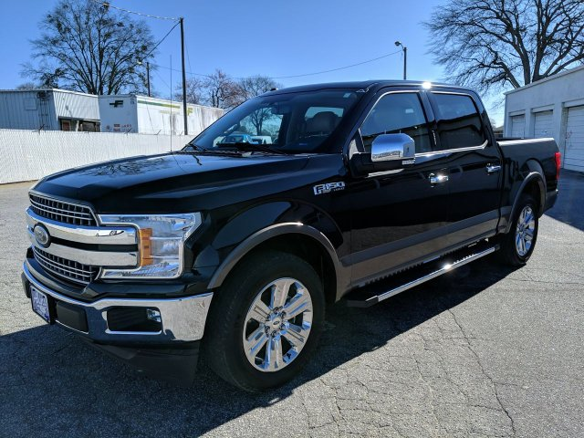 2018 F-150 SuperCrew Cab 4x2,  Pickup #JFA68790 - photo 6
