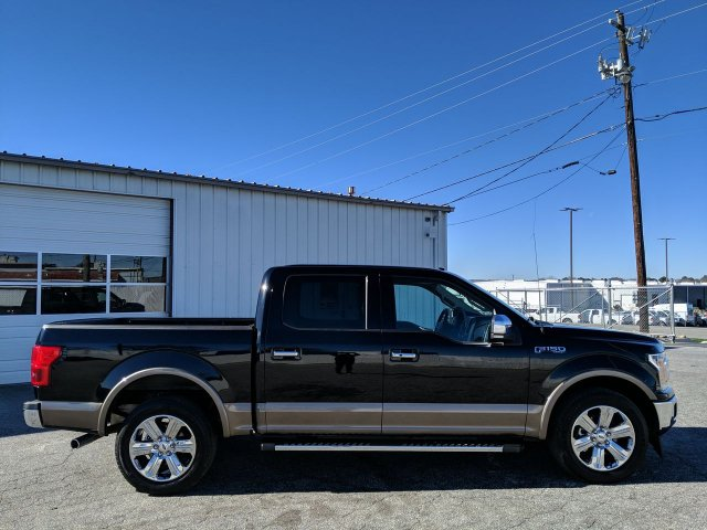 2018 F-150 SuperCrew Cab 4x2,  Pickup #JFA68790 - photo 3