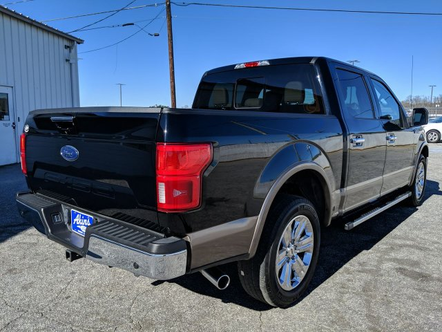 2018 F-150 SuperCrew Cab 4x2,  Pickup #JFA68790 - photo 2