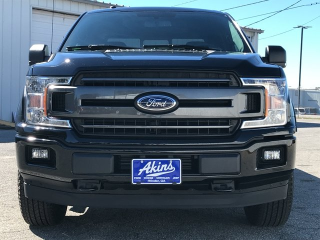 2018 F-150 Crew Cab 4x4 Pickup #JFA68826 - photo 7