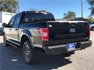 2018 F-150 Crew Cab 4x4 Pickup #JFA68826 - photo 5