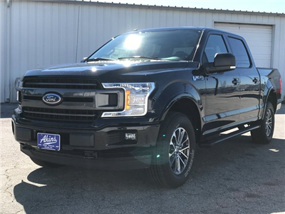 2018 F-150 Crew Cab 4x4 Pickup #JFA68826 - photo 6