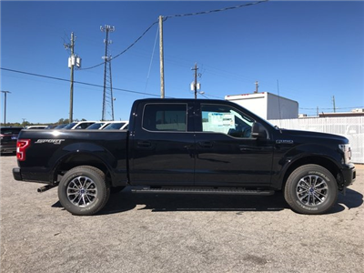 2018 F-150 Crew Cab 4x4 Pickup #JFA68826 - photo 3