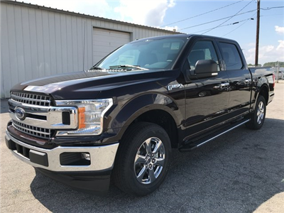 2018 F-150 SuperCrew Cab,  Pickup #JFA76396 - photo 6