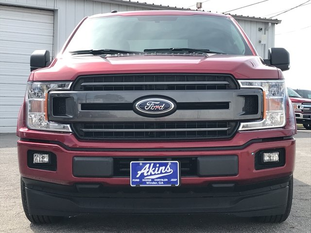 2018 F-150 SuperCrew Cab 4x2,  Pickup #JFA76407 - photo 7