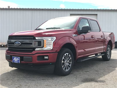 2018 F-150 SuperCrew Cab 4x2,  Pickup #JFA76407 - photo 6