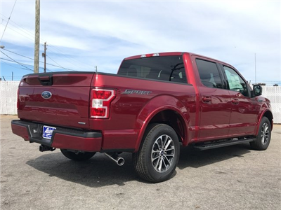 2018 F-150 SuperCrew Cab 4x2,  Pickup #JFA76407 - photo 2