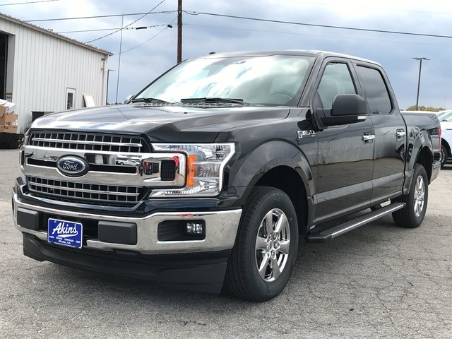 2018 F-150 SuperCrew Cab,  Pickup #JFB01465 - photo 3