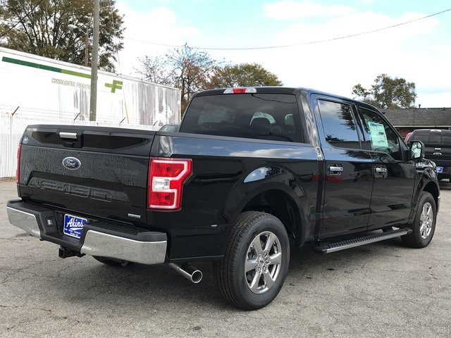 2018 F-150 Crew Cab, Pickup #JFB01465 - photo 2