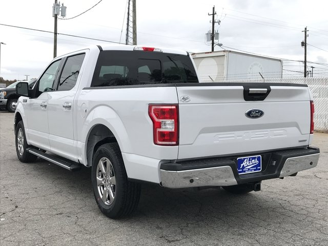 2018 F-150 SuperCrew Cab, Pickup #JFB01466 - photo 4