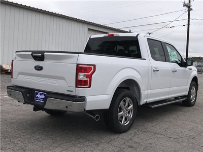 2018 F-150 SuperCrew Cab, Pickup #JFB01466 - photo 2