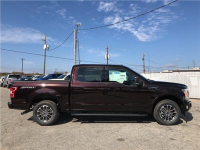 2018 F-150 Crew Cab, Pickup #JFB08397 - photo 3