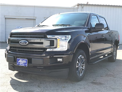 2018 F-150 Crew Cab, Pickup #JFB08397 - photo 6