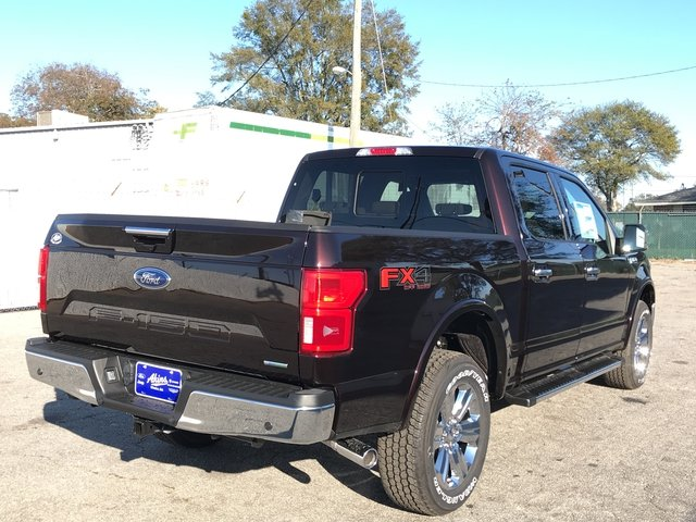 2018 F-150 SuperCrew Cab 4x4,  Pickup #JFB20454 - photo 2