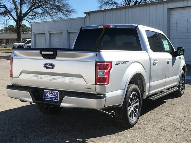 2018 F-150 Crew Cab, Pickup #JFB50029 - photo 2