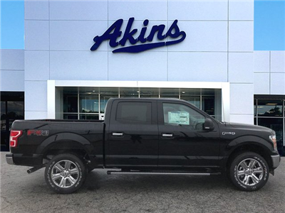 2018 F-150 SuperCrew Cab 4x4,  Pickup #JFB63168 - photo 1