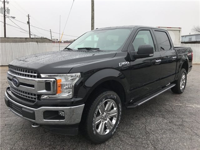 2018 F-150 SuperCrew Cab 4x4,  Pickup #JFB63168 - photo 5