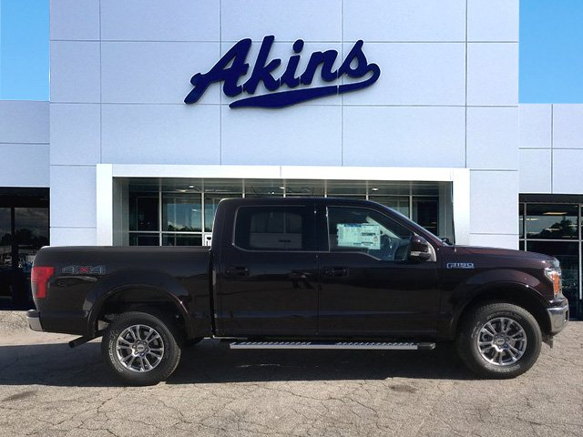 2018 F-150 SuperCrew Cab 4x4,  Pickup #JFB63170 - photo 1